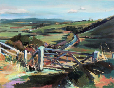 Towards Britchcombe Farm- SOLD. See 'Gallery' below for more examples.